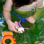 Pastylki koloryzujące wodę