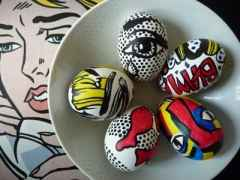 Easter-Eggs-Inspired-by-Lichtenstein-from-ArtClubBlog_thumb