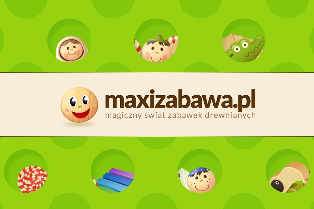 www.MaxiZabawa.pl, czolowka