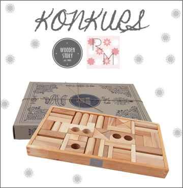 konkurs wooden
